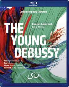 London Symphony Orchestra - The Young Debussy, 2 Blu-ray Discs