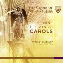 King's College Choir - Nine Lessons & Carols, 2 CDs