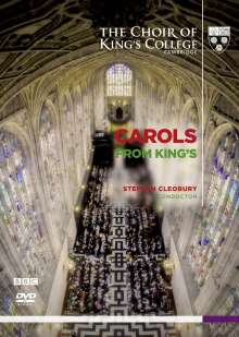 King's College Choir - Favourite Carols from King's, DVD
