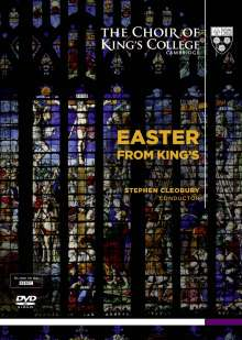 King's College Choir Cambridge - Easter From King's, DVD