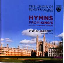 King's College Choir Cambridge - Hymns from King's, CD