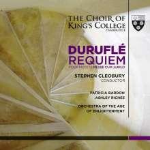 Maurice Durufle (1902-1986): Requiem op.9, SACD
