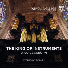 The King of Instruments - First Surround-Recording of the great Harrison & Harrison Organ in King's College Chapel, SACD