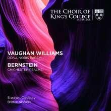 Ralph Vaughan Williams (1872-1958): Dona Nobis Pacem - Cantata, SACD