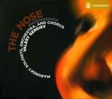 Dmitri Schostakowitsch (1906-1975): Die Nase, 2 SACDs