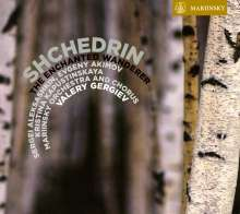 Rodion Schtschedrin (geb. 1932): The Enchanted Wanderer, 2 CDs