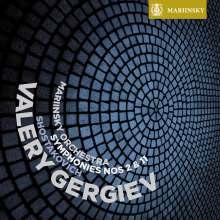 Dmitri Schostakowitsch (1906-1975): Symphonien Nr.2 & 11, Super Audio CD