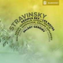 Igor Strawinsky (1882-1971): Oedipus Rex, Super Audio CD