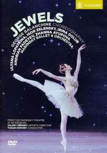 Mariinsky Ballet & Orchestra:Jewels, DVD