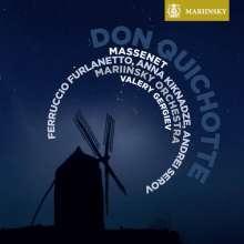Jules Massenet (1842-1912): Don Quixotte, 2 SACDs
