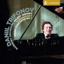 Peter Iljitsch Tschaikowsky (1840-1893): Klavierkonzert Nr.1, SACD