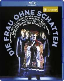 Richard Strauss (1864-1949): Die Frau ohne Schatten, Blu-ray Disc