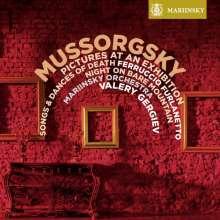 Modest Mussorgsky (1839-1881): Bilder einer Ausstellung, SACD