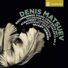 Denis Matsuev spielt Klavierkonzerte, Super Audio CD