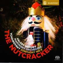 Peter Iljitsch Tschaikowsky (1840-1893): Der Nußknacker op.71, 2 Super Audio CDs
