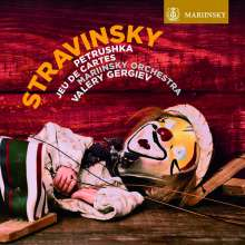 Igor Strawinsky (1882-1971): Petruschka, Super Audio CD