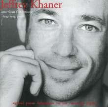 Jeffrey Khaner - Amerikanische Flötenmusiik, CD