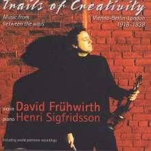 David Frühwirth - Trails of Creativity, 2 CDs