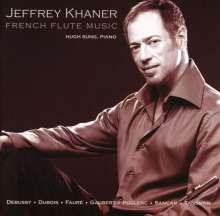 Jeffrey Khaner - Französische Flötenmusik, CD