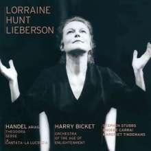 Lorraine Hunt Lieberson singt Händel, SACD