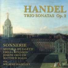 Georg Friedrich Händel (1685-1759): Triosonaten, CD
