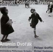 Samuel Coleridge-Taylor (1875-1912): Violinkonzert g-moll op.80, CD