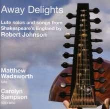 Robert Johnson (c.1582-1633): Lautenwerke, CD