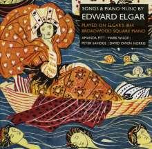 Edward Elgar (1857-1934): Lieder & Klaviermusik, 2 CDs