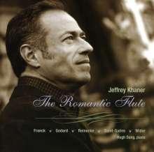 Jeffrey Khaner - The Romantic Flute, CD