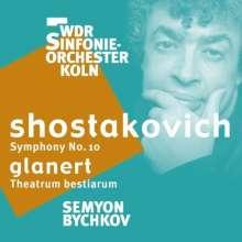 Dmitri Schostakowitsch (1906-1975): Symphonie Nr.10, Super Audio CD