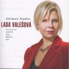 Lada Valesova - Intimate Studies, CD