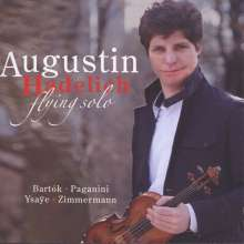 Augustin Hadelich - Flying solo, CD
