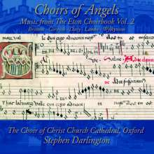 Christ Church Cathedral Choir - Choirs of Angels (Music from the Eton Choirbook Vol.2), CD