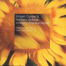 Wolfgang Amadeus Mozart (1756-1791): Klavierkonzerte Nr.18 & 22, CD