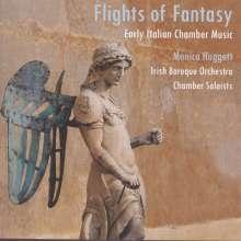 """Frühe italienische Kammermusik """"Flights of Fantasy"""", CD"""