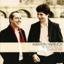 Augustin Hadelich - Echoes of Paris, CD