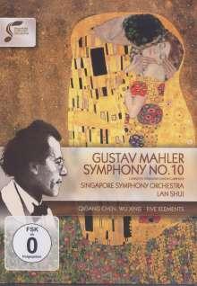 Gustav Mahler (1860-1911): Symphonie Nr.10 (Fassung nach Carpenter), DVD