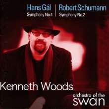 Hans Gal (1890-1987): Symphonie Nr.4, CD