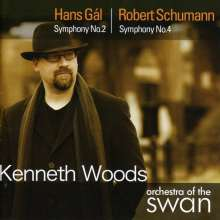 Hans Gal (1890-1987): Symphonie Nr.2, CD