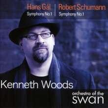 Hans Gal (1890-1987): Symphonie Nr.1, CD