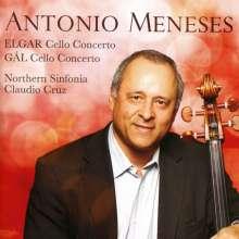 Hans Gal (1890-1987): Cellokonzert h-moll op. 67, CD