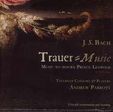 Johann Sebastian Bach (1685-1750): Köthener Trauermusik BWV 244a, CD