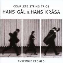 Hans Gal (1890-1987): Streichtrio op.104, CD