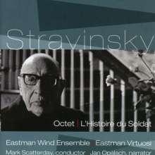 Igor Strawinsky (1882-1971): L'Histoire du Soldat-Suite, CD