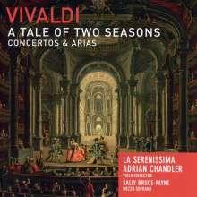 Antonio Vivaldi (1678-1741): Vivaldi - A Tale Of Two Seasons, CD