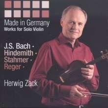 Herwig Zack - Made in Germany, CD