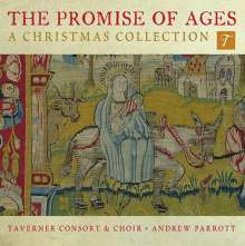 Taverner Consort - The Promise of Ages (A Christmas Collection), CD