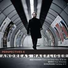 Andreas Haefliger - Perspectives 6, CD