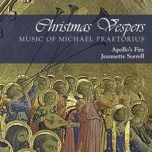 Michael Praetorius (1571-1621): Weihnachtsvespern, CD