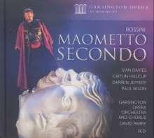 Gioacchino Rossini (1792-1868): Maometto II, 3 CDs